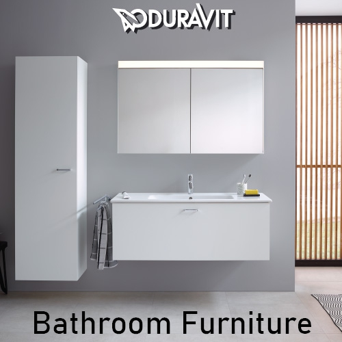 XBase Vanities from Duravit on Promotion