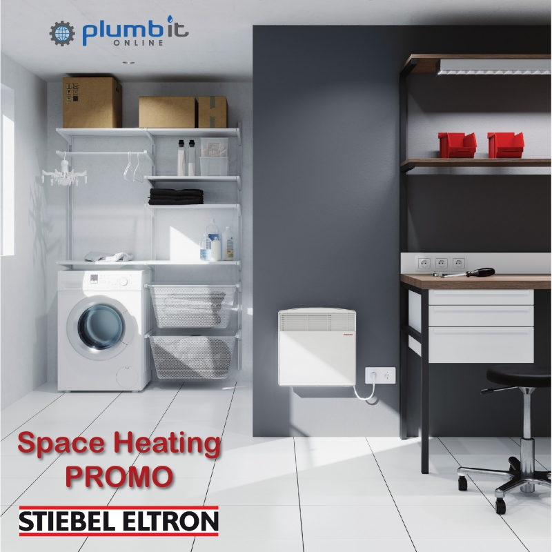 Stiebel Eltron Space Heating products