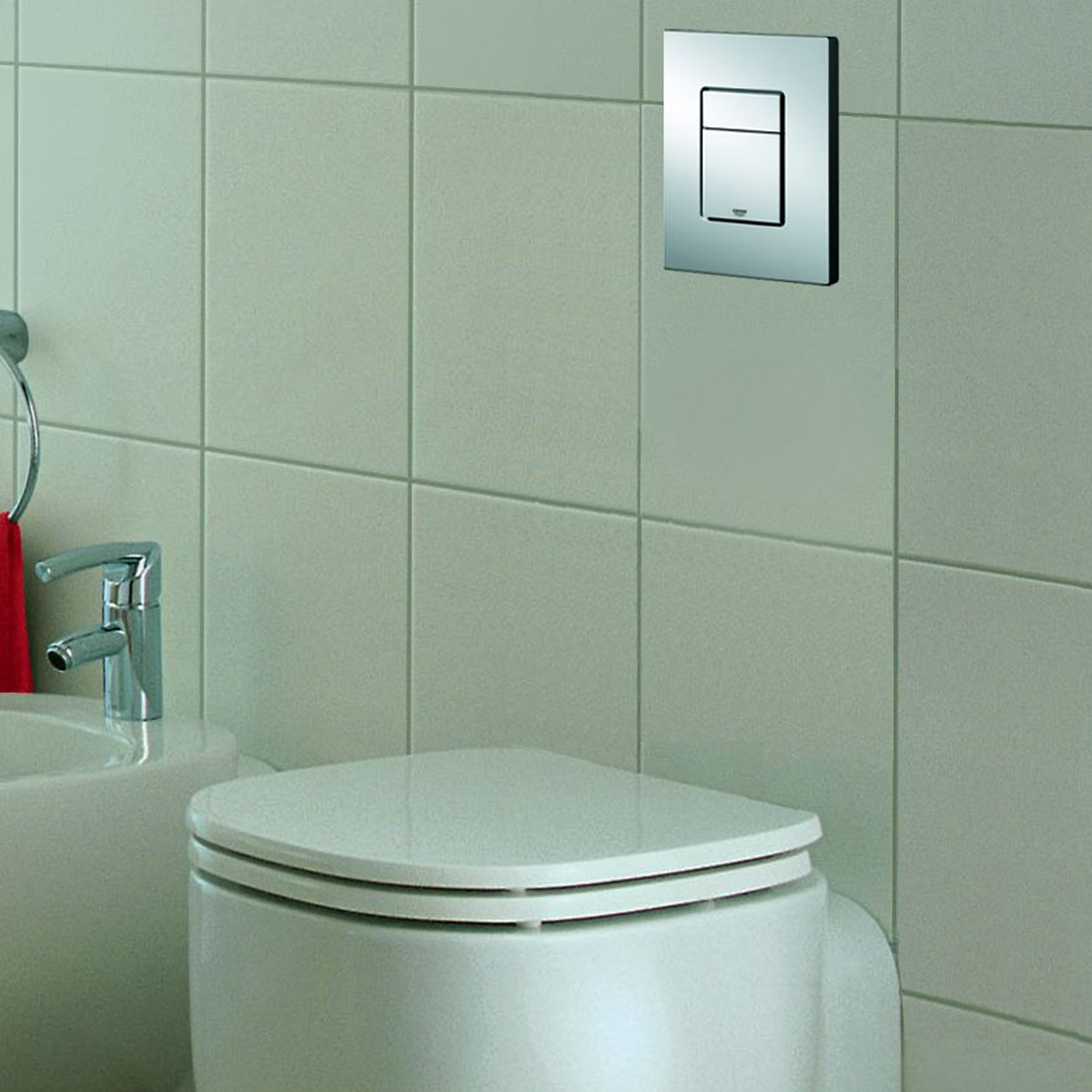 Grohe Actuator Plates