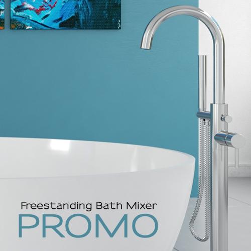 Freestanding Bath Mixers