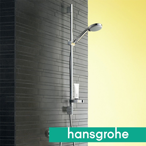 Hansgrohe Shower Rose and Handshower Promo