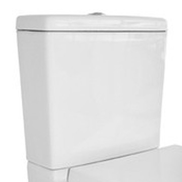 Acro Toielt Cistern Top-Flush Back