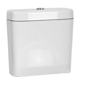 Marina Cistern Top-Flush White