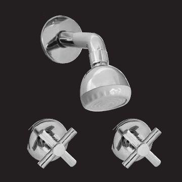 Lerato Shower Set Chrome