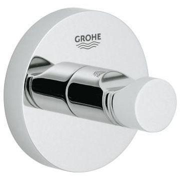 Grohe Essentials Bathrobe Hook Chrome