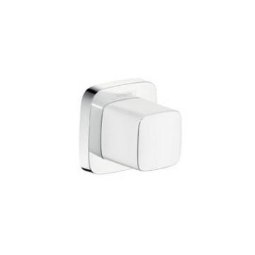 Hansgrohe PuraVida Valve Concealed F-Set White/Chrome