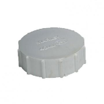 Stopend PVC Female THR 50mm