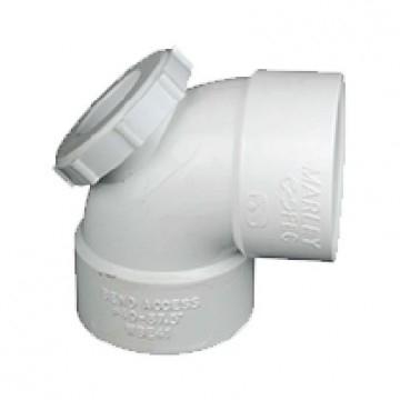 Bend PVC 87.5Deg IE 50mm