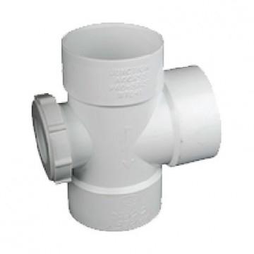 Junction PVC 87.5Deg IE 50mm