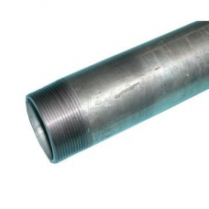 Galvanized Pipe Medium Screwed 6mx20mm