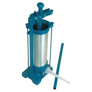 Claasens Sausge Filler Aluminium Leverage 2.8L