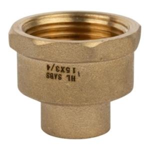 Capillary Coupler CxFI 15mmx3/4