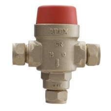 Tempering Valve without Non-Returns 15mm CxC H/L Pressure Balanced Installations