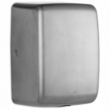 Wall Mounted Infrared Hand Dryer 1350W 175x152x260mm Polished Stainless Steel - AquaEco