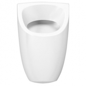 Envoy Wall Mounted Urinal White - BagnoDesign