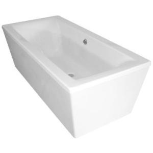 Melissa Bath Freestanding 1700x800x580mm White