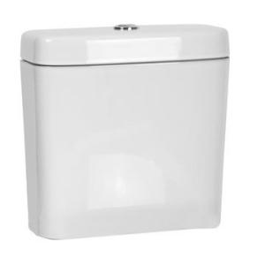 Marina Cistern Top-Flush White