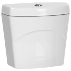 Betta Flush Toilet Cistern Top-Flush White