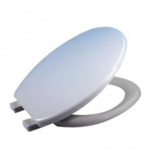 Betta Lux Toilet Seat Plastic White
