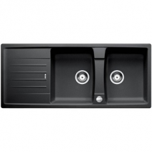 Lexa 8 S Sink Drop-In DEB 1160x500x190mm Anthracite