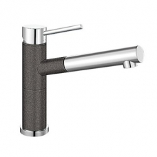 Alta-S Compact Sink Mixer Anthracite