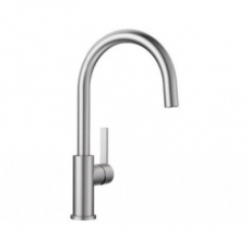 Candor Sink Mixer Stainless Steel