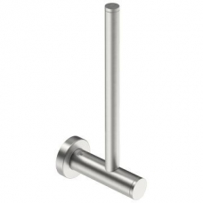 4600 Spare Toilet Paper Holder Brushed Stainless Steel - Bathroom Butler