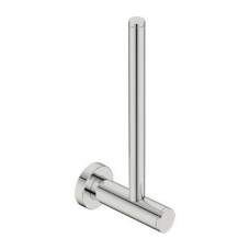 4600 Spare Toilet Paper Holder Polished S/Steel - Bathroom Butler