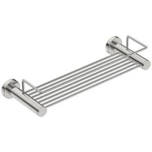 4600 Shower Rack 330mm Brushed Stainless Steel - Bathroom Butler