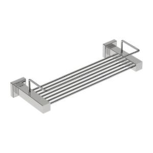 8500 Shower Rack 330mm Polished Stainless Steel - Bathroom Butler