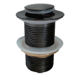 Waste Basin 32xL75mm Pop-up Unslotted Graphite G4620POP
