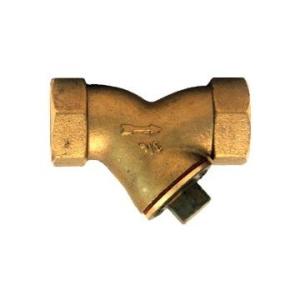 Cobra In-Line Strainer Rough Brass