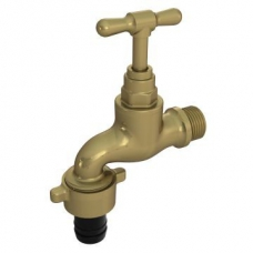 Cobra Hose Bib Tap with 3/4 Hose Union Brass