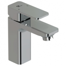 Bordo Square Basin Mixer Chrome