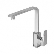Cobra Belina Sink Mixer Aerated Swivel Outlet Chrome