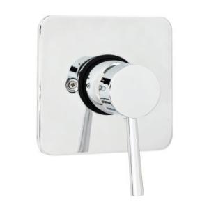 Aspire Shower/Bath Mixer Chrome