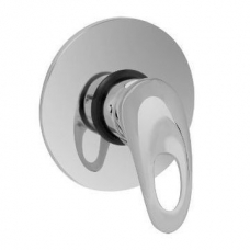 Chloe Concealed Mixer Chrome