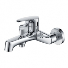 Cobra Nile Exposed Bath Mixer (No Hand shower) Chrome (5 Year Warranty)