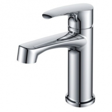 Cobra Nile Pillar Type Single Lever Basin Mixer Chrome (5 Year Warranty)