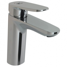 Cobra Focus Single Lever Basin Mixer Chrome