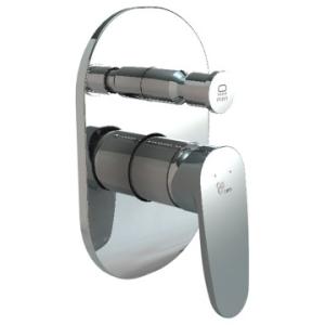 Cobra Focus Single Lever Bath Mixer Chrome
