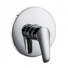 Cobra Nile Concealed Shower Or Bath Mixer Chrome (5 Year Warranty)