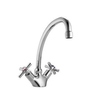 Cobra Ledimo Sink Mixer One-Hole Chrome