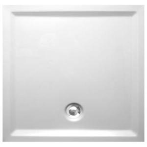Cobra Tassa Shower Tray Square 900x900x30mm White