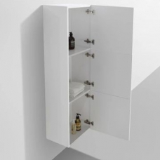 Ava Side Cabinet 1500 x 300 x 450mm White