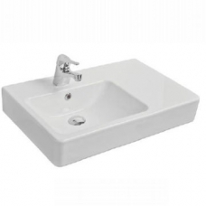 Essence Countertop Basin 650 x 425 x 110mm White