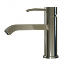 Aqualine Basin Mixer Square 149x140mm Chrome Plated