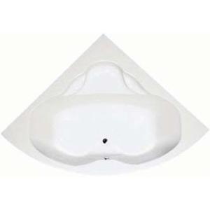 Euphrates Built-In Corner Bath 2180x1500x430mm White