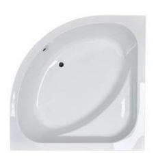 Angora Built-In Bath 400x1300x1830mm White