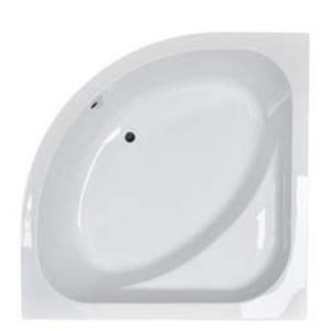Angora Built-In Corner Bath 1830x1300x400mm White